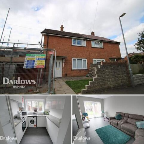 2 bedroom terraced house for sale - Dickens Avenue, Cardiff