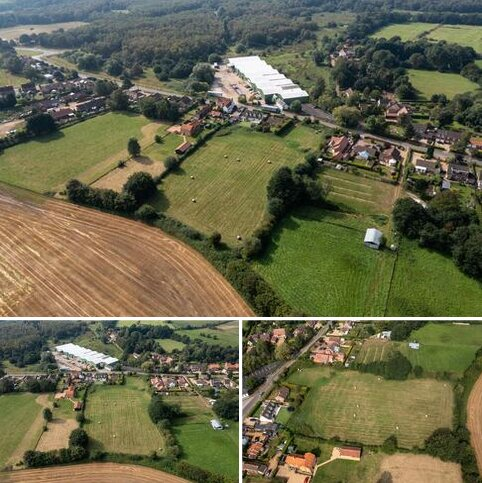 Land for sale - 1.01 hectares (2.50 acres) of Amenity/Grassland, Station Road, Roydon