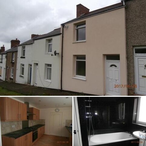 2 bedroom terraced house to rent - COQUET STREET, CHOPWELL, NEWCASTLE UPON TYNE NE17