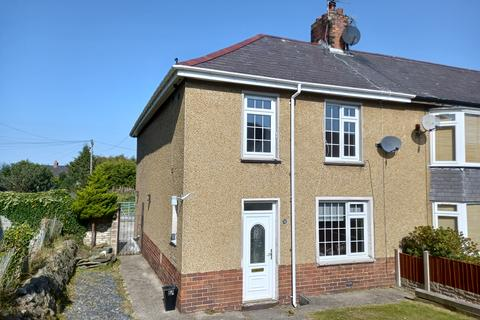 3 bedroom end of terrace house for sale - LON Y GLYDER, BANGOR LL57