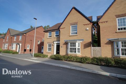 4 bedroom detached house for sale - Cypress Crescent, Cardiff