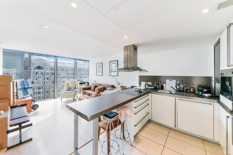 1 bedroom apartment to rent - No1. West India Quay, Canary Wharf, London E14