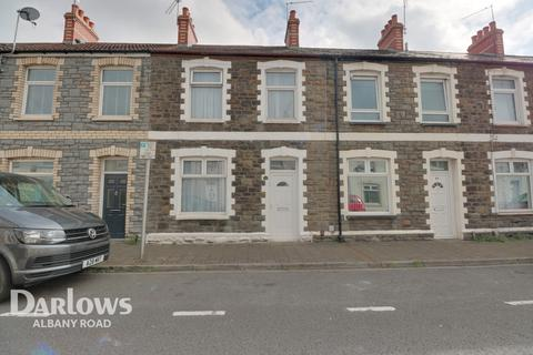 3 bedroom terraced house for sale - Topaz Street, Cardiff