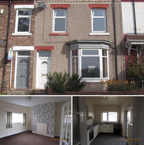 2 bedroom terraced house to rent - Waverley Terrace, Darlington