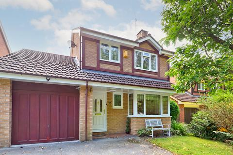 4 bedroom detached house for sale - Lupin Drive, Huntington, Chester