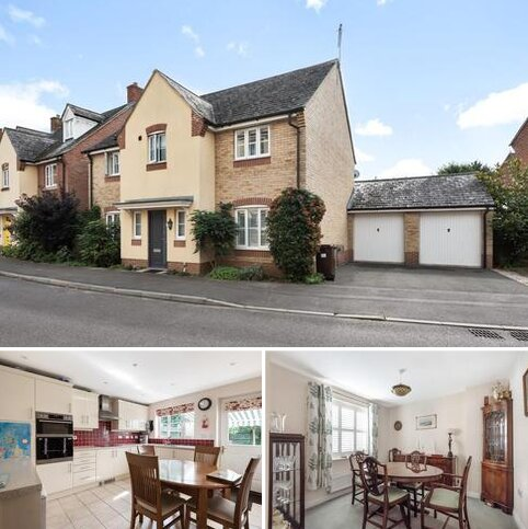4 bedroom detached house for sale - Wootton,  Oxfordshire,  OX1