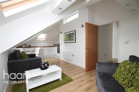2 bedroom flat to rent - Seckloe House, Central Milton keynes