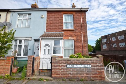 2 bedroom end of terrace house for sale - Osborne Street, Lowestoft, Suffolk