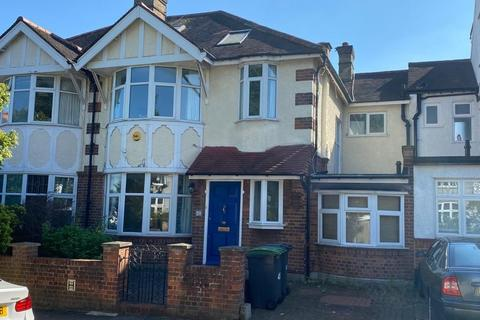 5 bedroom terraced house for sale - Rhodes Avenue, Muswell Hill Borders, N22