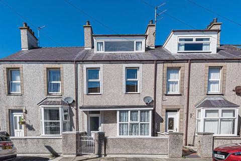 3 bedroom terraced house for sale - Wesley Terrace, Holyhead