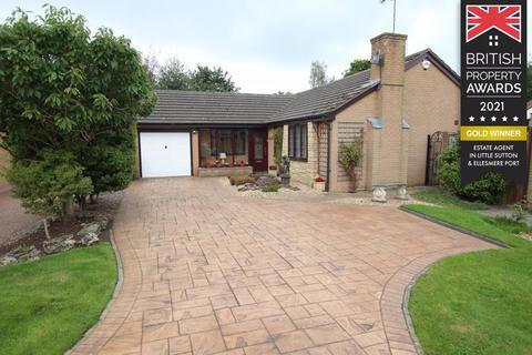 3 bedroom detached bungalow for sale - St. Davids Drive, Great Sutton