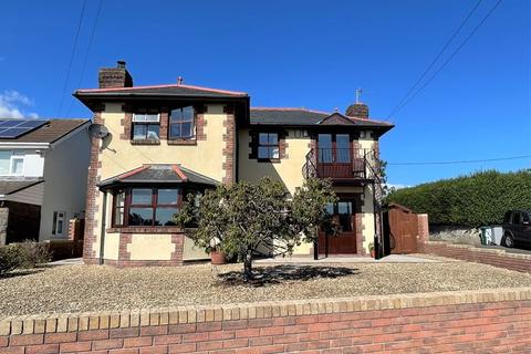 4 bedroom detached house for sale - Barkways, The Downs, St Nicholas, The Vale of Glamorgan CF5 6SB