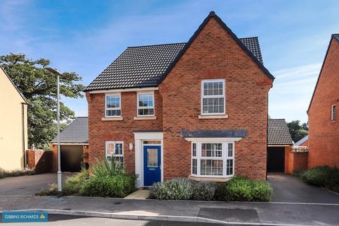 4 bedroom detached house for sale - NERROLS GRANGE