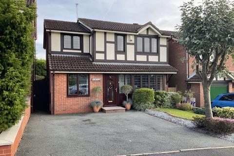 4 bedroom detached house for sale - Meremore Drive, Newcastle