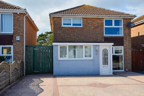 3 bedroom detached house for sale - ST. MAWES DRIVE HOOKHILLS PAIGNTON