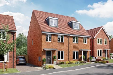 3 bedroom townhouse for sale - The Braxton - Plot 31 at Brunton Rise, West of Sage and East of Dinnington, Gosforth NE13