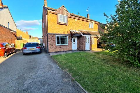 3 bedroom semi-detached house for sale - Launceston Drive, Horeston Grange, Nuneaton