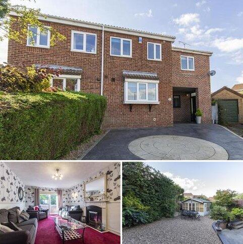 3 bedroom semi-detached house for sale - Hazel Drive, Wingerworth, Chesterfield