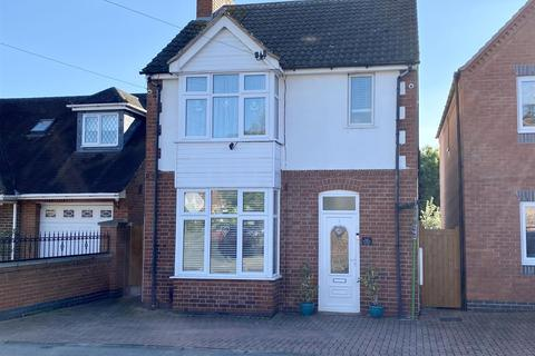 3 bedroom detached house for sale - Equity Road East, Earl Shilton, Leicester