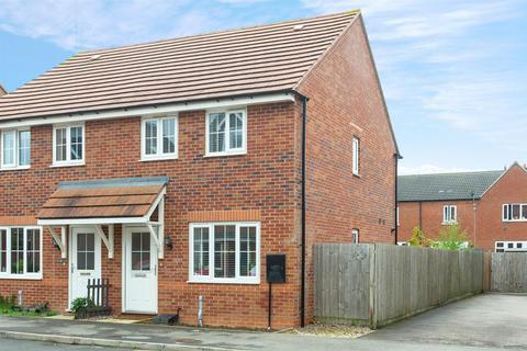 2 bedroom semi-detached house for sale - Freshman Way, Market Harborough