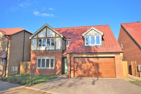 4 bedroom detached house for sale - Booth Lane South, Northampton