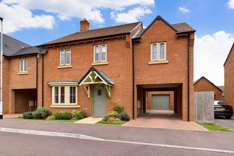 4 bedroom detached house for sale - Holdenby Lane, Earls Barton, Northamptonshire, NN6