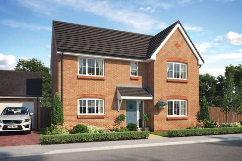 4 bedroom detached house for sale - Plot 12, The Milliner at Hollytree Walk, Bromley Road, Colchester CO4