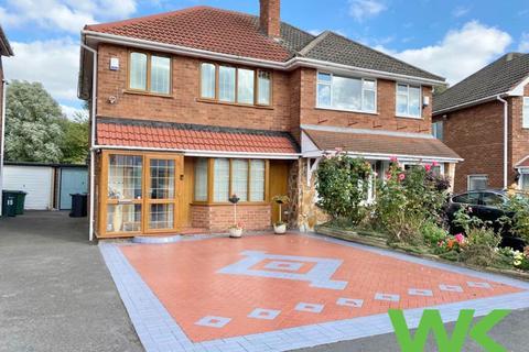 3 bedroom semi-detached house for sale - Kelverley Grove, West Bromwich, B71