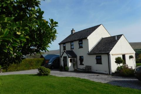 3 bedroom country house for sale - Gwynfe, Llangadog, Carmarthenshire.