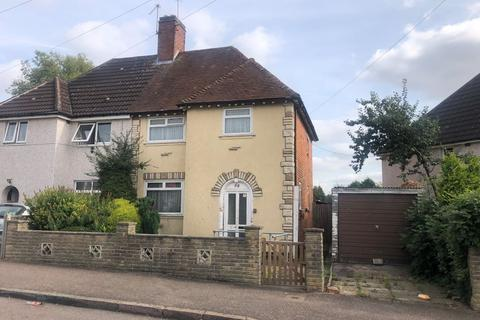 3 bedroom semi-detached house for sale - 98 Rancliffe Crescent, Leicester, LE3 1NQ