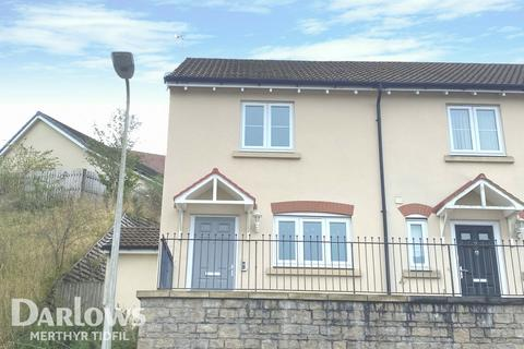 2 bedroom end of terrace house for sale - Swansea Road, Merthyr Tydfil