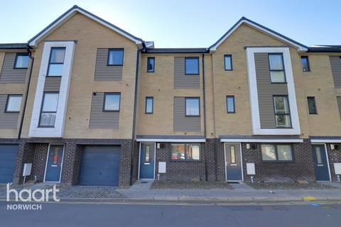 3 bedroom townhouse for sale - St Saviours Lane, Norwich
