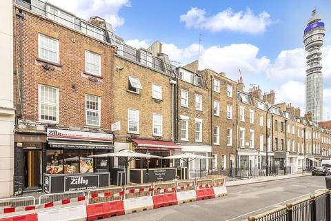 3 bedroom house for sale - Cleveland Street, London, W1T