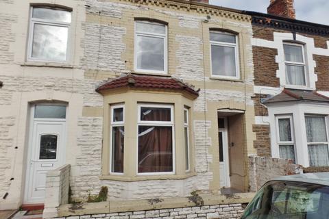 3 bedroom terraced house for sale - Railway Street, Cardiff
