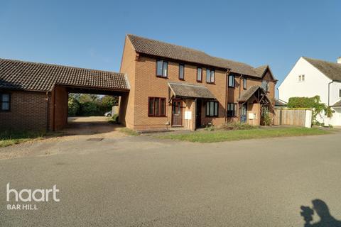 2 bedroom end of terrace house for sale - St Michaels, Longstanton