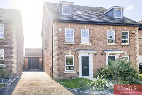 3 bedroom semi-detached house to rent - Harper Close, Warwick, CV34