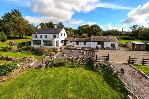 6 bedroom detached house for sale - Waunfawr, Caernarfon, LL55