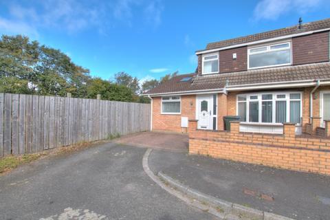 4 bedroom semi-detached house for sale - Histon Way, Blakelaw, Newcastle upon Tyne, NE5