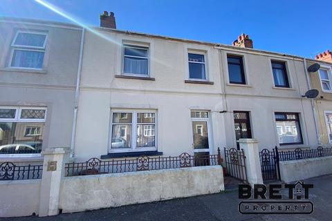3 bedroom terraced house for sale - Stratford Road, Milford Haven, Pembrokeshire. SA73 2JA