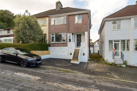 3 bedroom semi-detached house for sale - Margaret Park, Plymouth, PL3