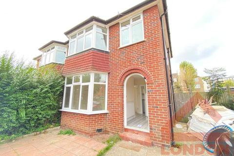 3 bedroom semi-detached house to rent - 51 Booth Road , NW9 5JS