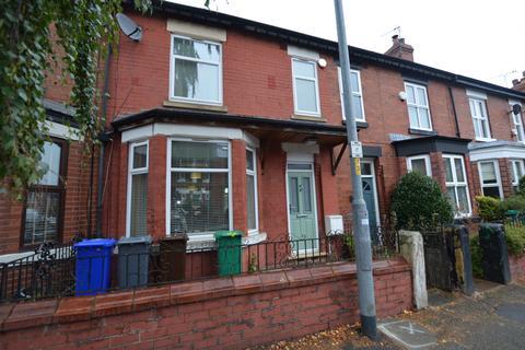 3 bedroom terraced house to rent - Longford Road  Chorlton  M21