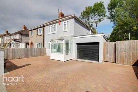 3 bedroom semi-detached house for sale - Thompson Avenue, Newport