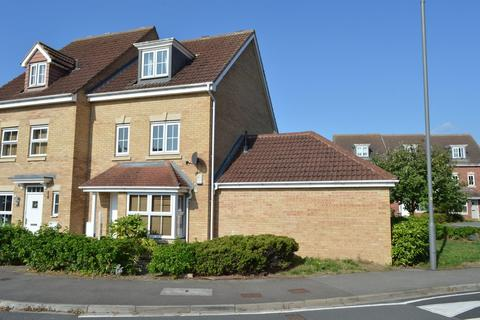 4 bedroom end of terrace house for sale - Churchill Drive, Brough St Giles, Catterick Garrison