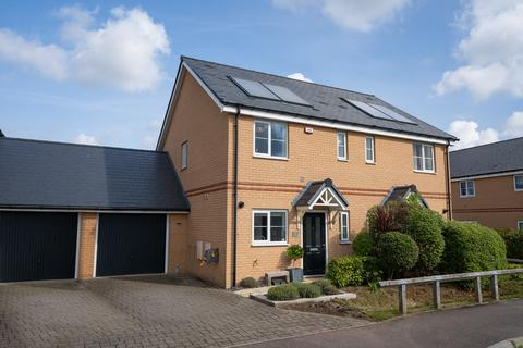 2 bedroom semi-detached house for sale - Villa Road, Impington