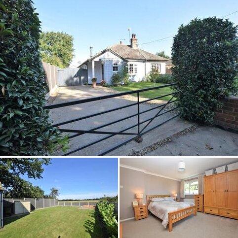 2 bedroom semi-detached bungalow for sale - Pilcox Hall Lane, Tendring, CO16 0DP