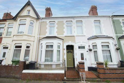 2 bedroom terraced house for sale - Pomeroy Street, Cardiff