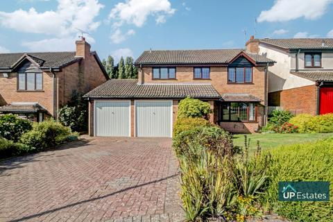 4 bedroom detached house for sale - Oakford Drive, Coventry