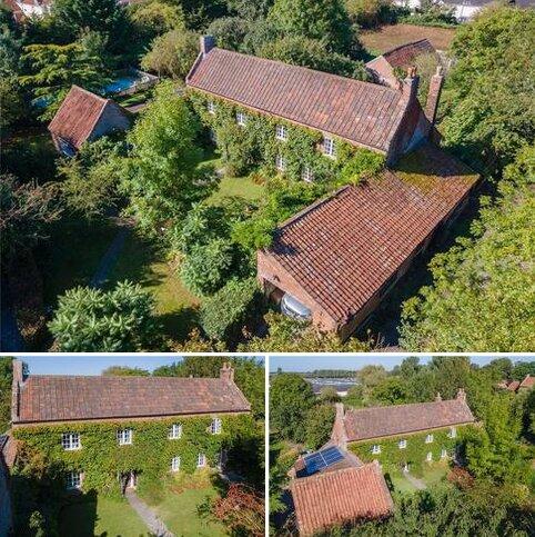 5 bedroom barn conversion for sale - Stoddens Lane, Edithmead, Highbridge, Somerset, TA9