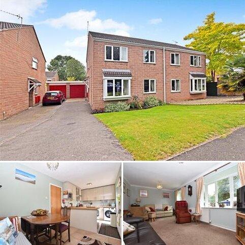 4 bedroom semi-detached house for sale - Hudson Way, Taunton, TA2